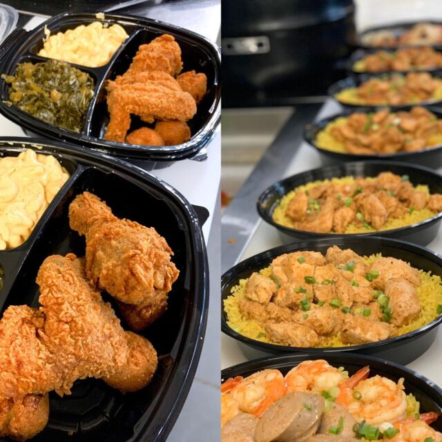 💥Fresh seafood, fresh chicken and fresh oil.  Let's get rollin'!! ⚡️ . Baileyseafood.com 716-833-1973 . . . #baileyseafoodfresh #seafood #friedchicken #buffalony #buffalobills #wny #716 #baileyave #westside #delivery #takeout
